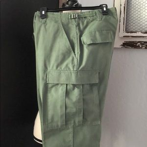 Propper green BDU cargo pants. SzM/R. VGUC.